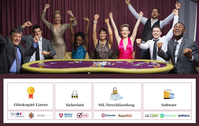 sichersten online casinos